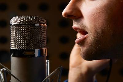 Voice talent agent marketing tools